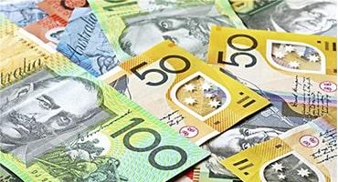 Australian Dollar Bills