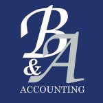 B & A Accounting Logo