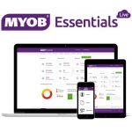 MYOB Essentials Live and Account Right Live