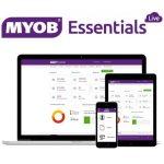 MYOB Essentials Live and Account Right Live